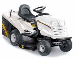 Alpina at 8102 hcb ride on lawn mower