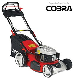 Cobra MX46SPCE Electric start lawnmower