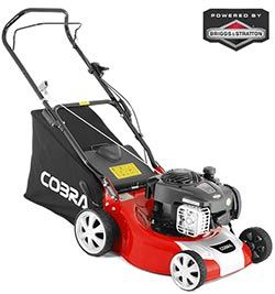 Cobra M40B lawnmower