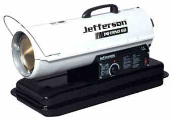 Jefferson Space Heater