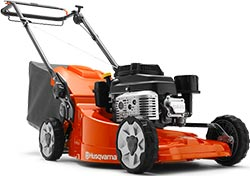Husqvarna LC551SP alloy deck mower