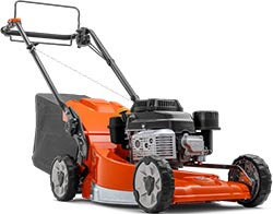 Husqvarna LC551VBP alloy deck mower