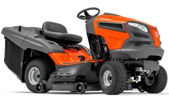 Husqvarna TC142 T ride on lawn mower for sale Ireland