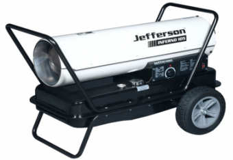 Jefferson Inferno 105 heater