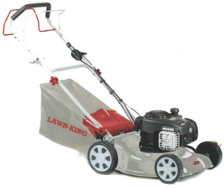 Lawnking LK46RSPB Self propelled lawn mower