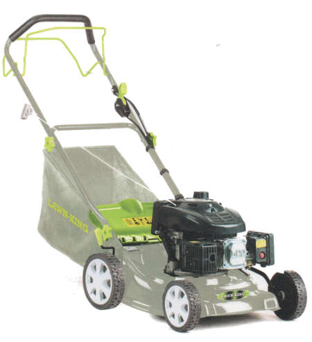 Lawnking LK46RSPC 18 inch Self propelled lawn mower