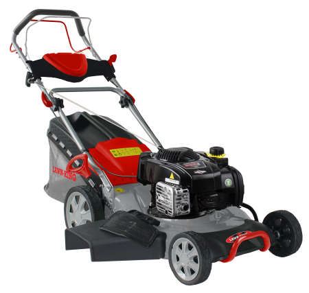 Lawnking LK51RSPB 21inch self propelled lawn mower