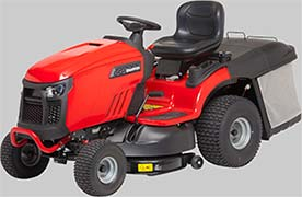 Snapper RPX210 ride on mower