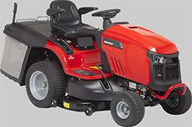Snapper RPX360 ride on mower