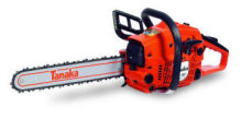 Tanaka ECV3801 Chainsaw for sale