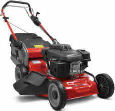 Weibang 506SC lawn mower side view